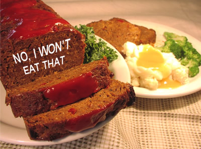 meatloaf singer food i won't do that what is that