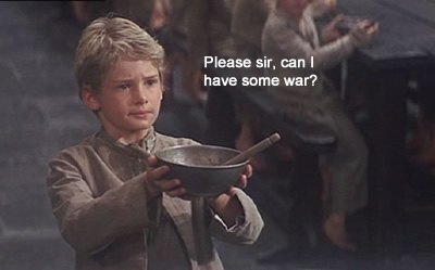 please sir can i have some more oliver orphan world war one