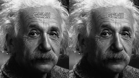 genius genii albert einstein