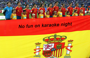 spanish national anthem no lyrics marcha real