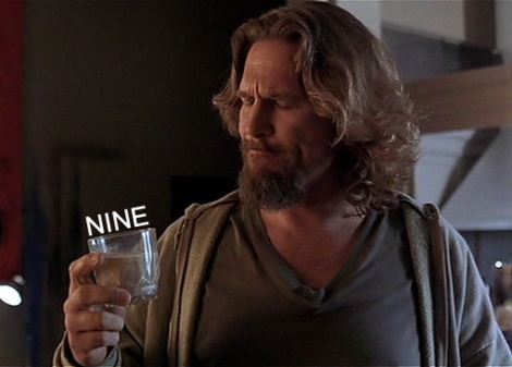 the dude big lebowski how many white russians does the dude drink his dudeness el duderino