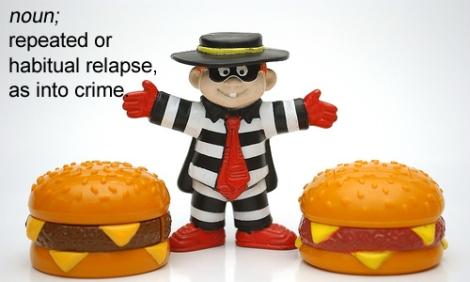 hamburglar mcdonalds